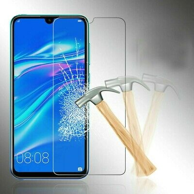 AU4.95 • Buy For Huawei Y5 Y7 Pro 2019 5D Full Coverage Tempered Glass Screen Protector Guard
