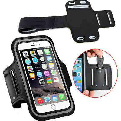 Adjustable Sport Running Jogging Gym Waist // Arm Band Holder For Iphone Samsung • 4.49£