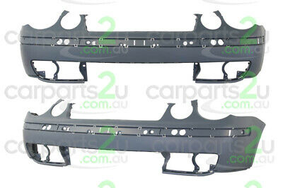 AU245 • Buy TO SUIT VOLKSWAGEN POLO POLO 9N  FRONT BUMPER 07/02 To 10/05