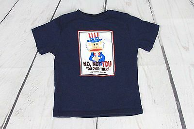 £2.83 • Buy Paul Frank Julius Uncle Sam  No, Not You  Short Sleeved Graphic T Shirt Size 3T