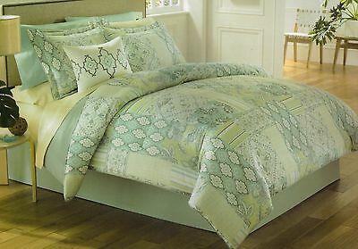 $ CDN208.07 • Buy KING**J. QUEEN**MALTA COMFORTER 5Pc SET PILLOW SHAM DUST RUFFLE BED SKIRT