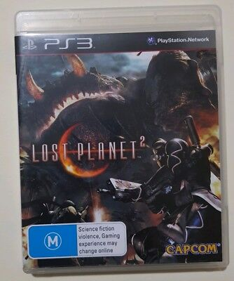 AU19 • Buy Playstation 3, LOST PLANET 2, PS3