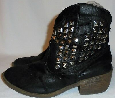 36ee187fc34 just fab boots size 7