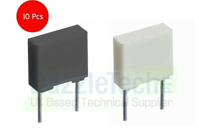 Polyester Poly Box Capacitor R82 Series 1nF To 1uF Choose From 18 Values Pack 10 • 2.29£