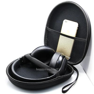 Headset Carry Pouch Box Headphone Earphone Case Protection Bag Storage For Sony • 6.27£