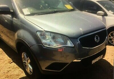 AU2.50 • Buy Wrecking Ssangyong Korando,2011 Model,turbo Diesel Automatic,72,000 Km,wheel Nut