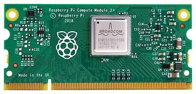 AU119 • Buy Raspberry Pi Compute Module 3 +, BCM2837B0  Single Board Computer