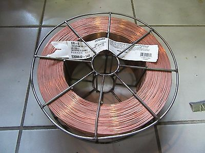 $189.90 • Buy Hobart ER70S-6 QUANTUM Arc 6 045 Welding Wire 45 Lb Roll Spool With Cage