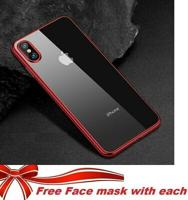 AU5.99 • Buy AU For Apple Iphone 11 Pro Max X XS MAX XR 8 7 Plus 6 6s Back Case Bumper Cover
