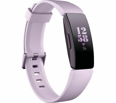 View Details FITBIT Inspire HR Fitness Tracker - Lilac, Universal - Currys • 69.99£