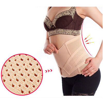 £7.25 • Buy UK New Postpartum Support Waist Recovery Belt Shaper After Pregnancy Maternity
