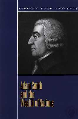 AU28.06 • Buy Adam Smith And The Wealth Of Nations **BRAND NEW** Liberty Fund DVD