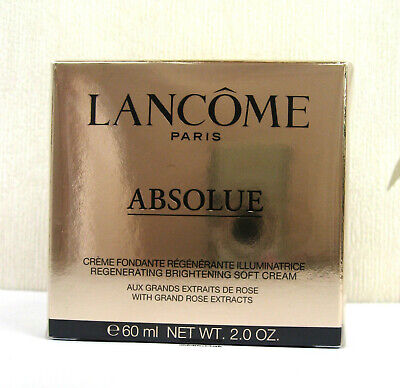 Lancome Absolue Regenerating Brightening Soft Cream 60ml New & Sealed • 175.25£