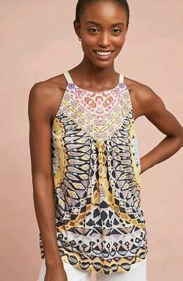 $ CDN40.90 • Buy Nwt Anthropologie Strathmere Tank Top By One September, Size Xsmall