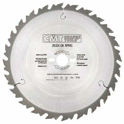 315mm Z=28 ATB Id=30 CMT Table / Rip Saw Blade • 43.14£