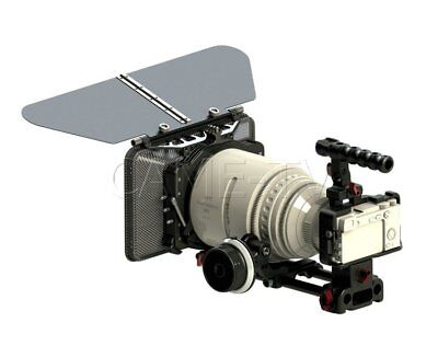 $ CDN947.21 • Buy A6500-PACK CAME-TV Rig For Sony A6300 & A6500 Camera With Handle Cage Baseplate