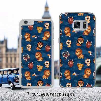 AU10.70 • Buy Lion King Characters Doodle Phone Case Cover
