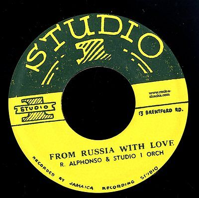 £12.04 • Buy Roland Alphonso & Studio 1 Orchestra [ From Russia With Love / Cleopatra ]