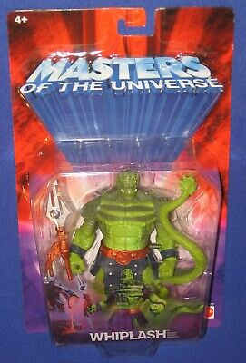 $22.49 • Buy Masters Of The Universe Whiplash 6  Action Figure 2002 MIP Mattel He-Man TV Show