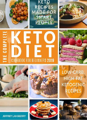 $1.77 • Buy The Complete Keto Diet Cookbook For Beginners Ketogenic Diet Recipes 2019 P.D.F