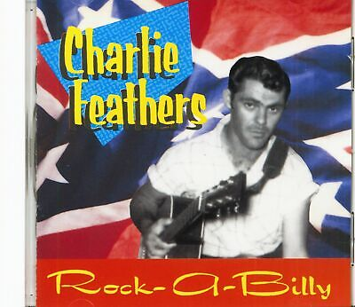 £14.15 • Buy Charlie Feathers - Rock-A-Billy, Definitive Collection 1954-1973 (CD) - Rock ...