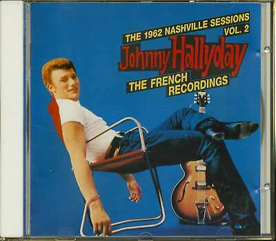 AU19.35 • Buy Johnny Hallyday - The 1962 Nashville Sessions Vol.2, (French) - Rock & Roll