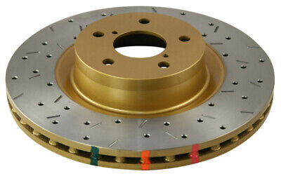 $ CDN256.71 • Buy DBA For 01-11 Lotus Elise/Exige S2 Front/Rear T3 4000 Series Drilled & Slotted R
