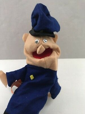 £10.96 • Buy PUPPET FACTORY Paddy Policeman Felt Hand Puppet Crazy Critters By Carolyn Streit