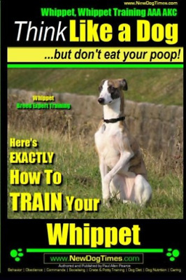 Pearce Mr Paul Allen-Whippet Whippet Training Aaa A (US IMPORT) BOOK NEW • 11.29£