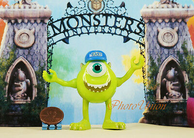Disney Pixar Monster Inc University Mike Figure Cake Topper Decoration K1069_V • 1.49£