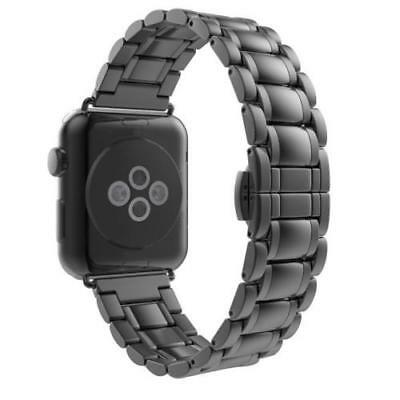 $ CDN17.83 • Buy US Ship Stainless Steel Bands For Apple Watch Band Iwatch Series 4/3/2/1 For Men
