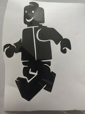 Vinyl Decal Lego Man  • 2.50£