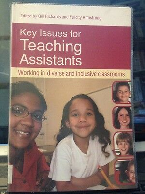 £7.95 • Buy Key Issues For Teaching Assistants: Working In Diverse And Inclus. 9780415434256