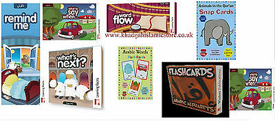 Arabic And Islamic Educational Flash Cards,Dusa,  Games For Kids • 3£