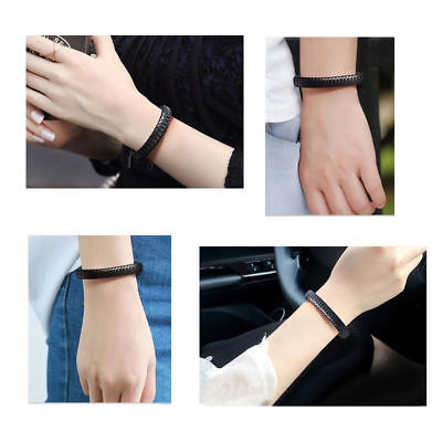 $4.32 • Buy USB Charging Cable Bracelet Fashion Wrist Data Charger Sync Cord Leather Cable