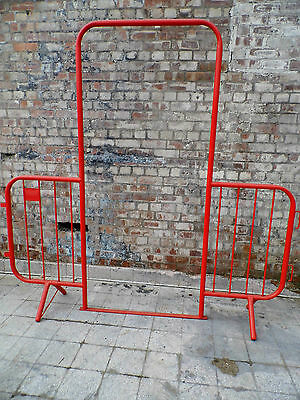Walk Through Barriers, Crowd Control Barrier Entrance • 60£