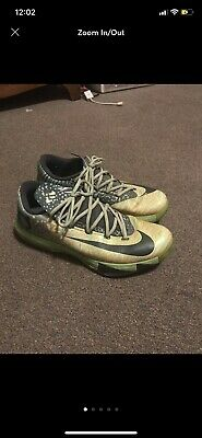 finest selection be1bc 26ceb Nike KD 6 Liger Size 12 Kevin Durant 35 VI • 20.00