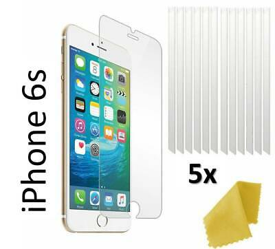 AU3.75 • Buy For IPhone 6s 4.7 Inch Screen Protector Cover Guard Film Foil X 5