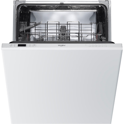 View Details Whirlpool WIC3B19UK A+ Fully Integrated Dishwasher Full Size 60cm 13 Place • 329.00£
