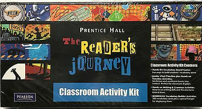 $99.99 • Buy Prentice Hall The Readers Journey Classroom Activity Kit- New