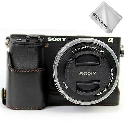 AU19.79 • Buy Camera Case Bag Cover For Sony Alpha 6400 6300 A6400 A6300 ILCE6400 ILCE6300