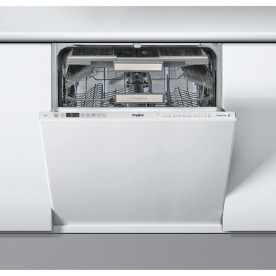 View Details Whirlpool WIO3O33DELUK A+++ Fully Integrated Dishwasher Full Size 60cm 14 Place • 499.00£
