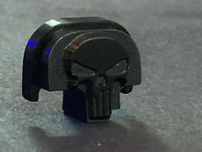 $27.50 • Buy Fit Rear Slide Cover Plate Smith Wesson & M&P 9mm .357, .40, .45  -3D- Punisher