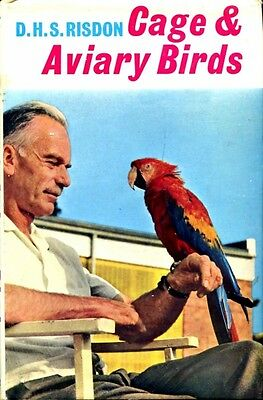 £12.95 • Buy Risdon, D H S  CAGE AND AVIARY BIRDS 1967 Hardback BOOK