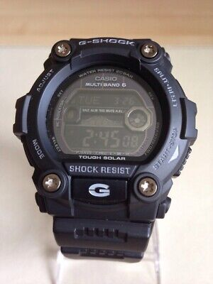 View Details Casio G-shock GW-7900B-1ER Men's Digital Quartz Watch With Black Dial • 49.99£