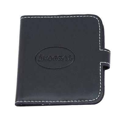 $ CDN5.51 • Buy Guitar Pick Holder PU Leather Wallet Plectrum Case Cover Carrying Bag Pouch C