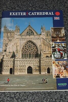 Exeter Cathedral  Pitkin Guide Booklet  St Peters Church  1999  Paperback Vgc • 3.49£