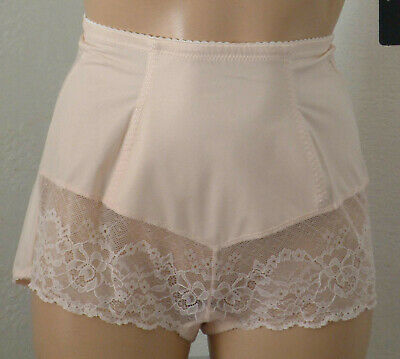 £22.50 • Buy Charnos Hourglass Hg004, Light Control, Deep Brief, Size 18, In Blush