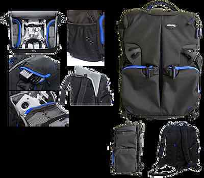 AU133.08 • Buy Professional Backpack Fits DJI Phantom 1,2,3,4 Ultimate Series F/Drone & Outfit