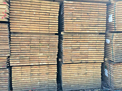 £19.50 • Buy NEW Unbanded Scaffold Boards Grade  A  Delivery Available